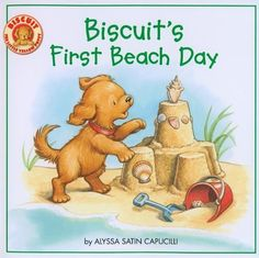Biscuit's First Beach Day by Alyssa Satin Capucilli, http://www.amazon.com/dp/0061625159/ref=cm_sw_r_pi_dp_pZQbrb15WP76Z