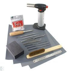 Find all the necessary metal clay tools and supplies including 16g of silver clay in our PMC clay kit. Making...