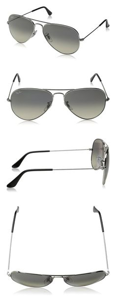 fdea0117f Amazon.com: Ray-Ban 3025 Aviator Large Metal Mirrored Non-Polarized  Sunglasses, Gold/Blue Flash (112/17), 55mm: Ray-Ban: Clothing