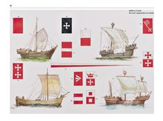Medieval cogs - Hanseatic, Teutonic Order,