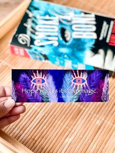 #daughterofsmokeandbone #bookmark #booklovergift #booklovers #bookstagram #bookstagrammer #bookworm #etsyshop #etsyseller #etsysellersofinstagram #quotestoliveby #quotesaboutlife