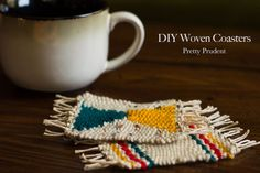 I have been drawn to the art of weaving for a while now, especially after I fell in love with Maryanne Moodie's weavings on her Instagram. The colors she uses and the designs and textures she…