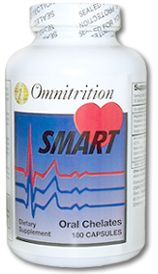 omni smart oral chelates is an advanced doctor-de-signed formulation, which combines important minerals and natural ingredients like garlic extract known to support optimum heart and blood vessel function. omni smart is formulated to work hand in hand with shield antioxidant