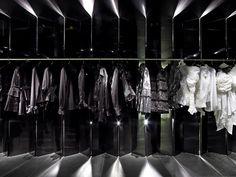 Rodolphe Parente Architecture Design • Architecture commerciale & retail design - Anne Fontaine