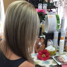 Milkshake Usa Ashier blondes always have a home Team Styling Arena HairbyHolly