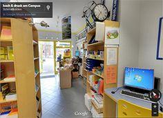 Panoramafotografie für virtuelle Rundgänge