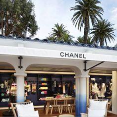 ec1cf60565ea Chanel Chanel Boutique, Pop Up Stores, Luxury Travel, Saint Tropez,  Barcelona,