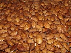 Healthy Life Lessons: Moroccan Spiced Almonds
