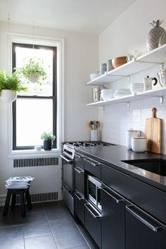 Small Kitchen Survival Secrets from Stylish NYC Homes