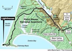 Sunday Drive: Point Reyes Lighthouse - SFGate