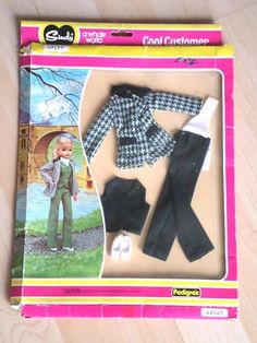 Boxed Sindy 1980 Cool Customer Outfit 44340 25 £ +2.8
