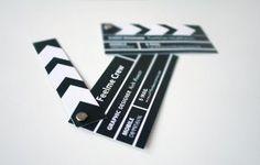 Carte De Visite Pour Acteur Realisateur Producteur Films Cartes Originales