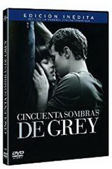 Cincuenta sombras de Grey / Dir: Sam Taylor-Johnson. Intèrprets: Dakota Johnson, Jamie Dornan, Jennifer Ehle.