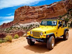 Oh jeepers! Canyonlands National Park