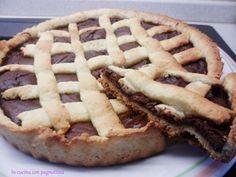 Crostata alla nutella (il segreto) | In cucina con Pagnottina