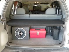 I'd like something like this but the dimensions of this shelf is for a different Jeep than I have.