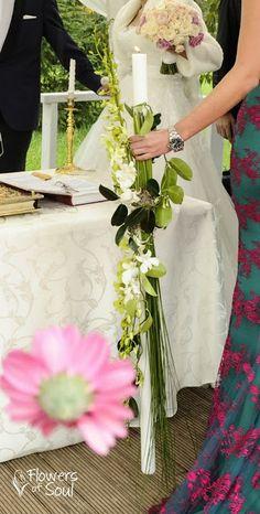 Flowers of Soul: Lumanari de nunta