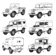 early #LandRover