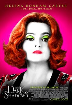Helena Bonham Carter en Dark Shadows