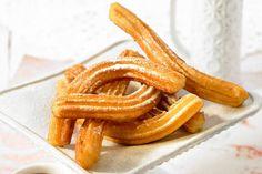 Voici la délicieuse recette des Churros au Thermomix (aussi appelés chichis) ! Les churros auraient été mis au point par