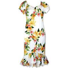 95ff519d11319 24 Best Hawaiian Muumuu Dress images | Hawaiian muumuu, Hawaiian ...
