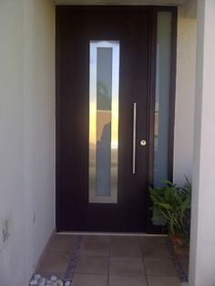 Durabella Custom Design Doors - modern - front doors - other metro - by Durabella Consulting Inc,