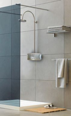 Swedish designer David Bruer and five of his classmates designed the ReFresh shower, which slurps up your shower runoff, filters it, and sprays it back on you.
