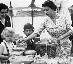 Fundraising for Crathie Church by The British Monarchy, via Flickr