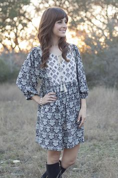 Whispering Willow Boho Tunic – Fancy Free