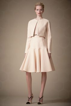 PRE-FALL 2014 CAROLINA HERRERA COLLECTION