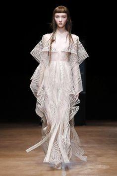 Iris Van Herpen Couture Fall Winter 2017 Paris