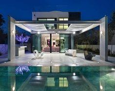 Casa moderna y preciosa ;)