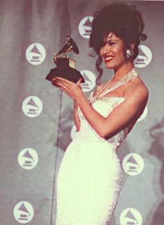 "Selena Quintanilla-Pérez  (April 16, 1971 – March 31, 1995), known simply as Selena, was an American singer-songwriter.  She was named the ""top Latin artist of the '90s"" and ""Best selling Latin artist of the decade"" by Billboard for her fourteen top-ten singles in the Top Latin Songs chart."
