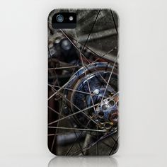 Unspoken Lines iPhone Case by Fiona & Paul Photography and Digital Art - $35.00