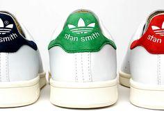 #Stan #Smith Original --> Le retour ;) la verte, la rouge ou la bleu ?