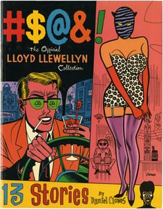Lloyd Llewellyn   Daniel Clowes