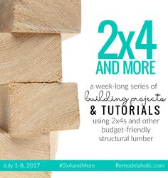 Add a touch of farmhouse charm to your patio with this simple DIY outdoor farmhouse patio table that is sure to be a great spot for entertaining and relaxing! 2x4 Wood Projects, Woodworking Projects Diy, Woodworking Plans, Wood Crafts, Furniture Projects, 2x4 Furniture, Hairpin Leg Coffee Table, Hairpin Legs, 2x2 Wood