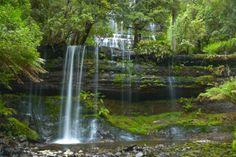 Cataratas Russell, Tasmania