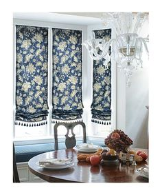 Kitchen Window Treatments Breakfast Nooks Roman Shades Ideas For 2019 Window Drapes, Blinds For Windows, Curtains With Blinds, Bay Windows, Burlap Curtains, Valances, Bay Window Treatments, Window Coverings, Shades Blinds