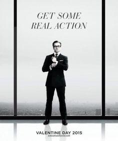 kingsman: the secret service / Taron Egerton as Gary Unwin aka Eggsy cover photoshoot