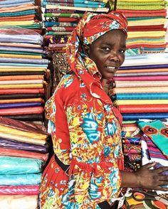 Marché Sandaga, Dakar - Sénégal