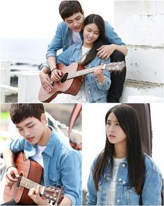 Yeo Jin Goo romances a vampire Seolhyun in latest Orange Marmalade stills