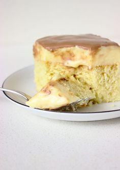 "Szybkie ciasto ""Monte"" z budyniem | Słodkie Gotowanie Sweet Recipes, Cake Recipes, Snack Recipes, Dessert Recipes, Cooking Recipes, My Favorite Food, Favorite Recipes, Polish Desserts, Low Carb Side Dishes"