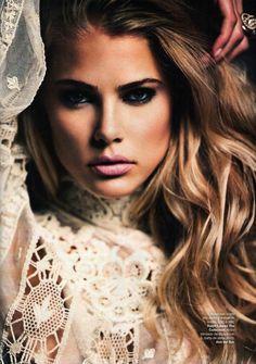 Beautiful #hair/#makeup