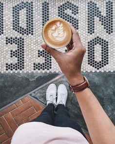 coffee via @ziiarch on Instagram