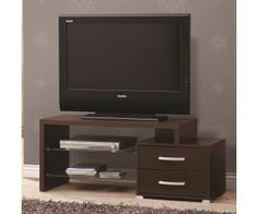 Modern TV Bases and Stands NYC | Oak Living Room Furniture