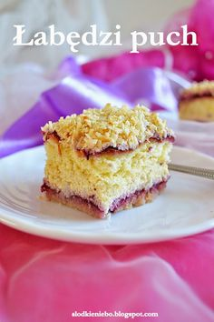 Polish Desserts, Polish Recipes, Polish Food, Cake Cookies, Cupcake Cakes, Country Cooking, Vanilla Cake, Muffin, Cooking Recipes