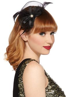 Fluent in Fanciful Hair Clip | Mod Retro Vintage Hair Accessories | ModCloth.com