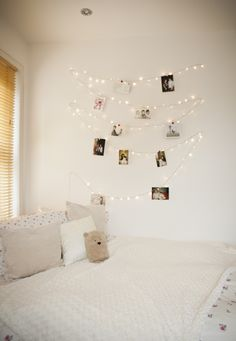 Fairy Light Wall