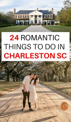 Romantic things to do in Charleston SC in 36 hours! Here are 10 romantic date ideas in Charleston South Carolina, the city of the Notebook. Charleston Sc Things To Do, Myrtle Beach Things To Do, Charleston Beaches, Romantic Things To Do, Cool Things, Downtown Charleston Sc, Charleston Style, South Carolina Vacation, Charleston South Carolina